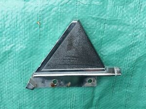 Oem 1967 1968 Imperial Set Of 4 Window Triangle Trim Lh Rh Front Rear
