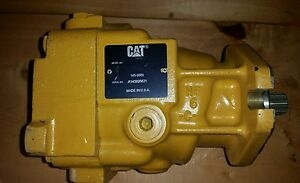 Caterpillar Hydraulic Motor Fits Roller Vibrator 145 8688 Cat 2540 01 473 2304