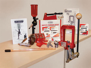 New Lee Precision Breech Lock Challenger Kit Red Auto-Prime Shell Holders Sets
