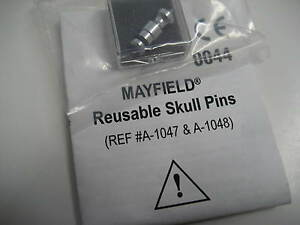 Mayfield Skull Pins Children Omi Surgical Products A1048 Free Us Shipping