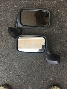 Porsche 944 Side View Mirror Pair