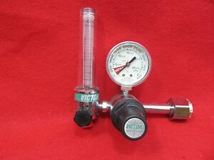 Victor Vmf 15ln Pressure Regulator Flowmeter 0781 3046 2625 Air Gas