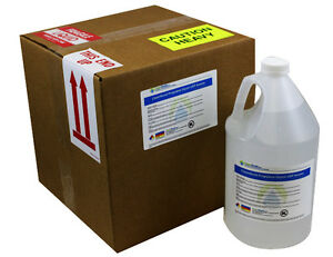 Chemworld Propylene Glycol Usp Made In Usa 99 9 Concentrate 4x1 Gallon