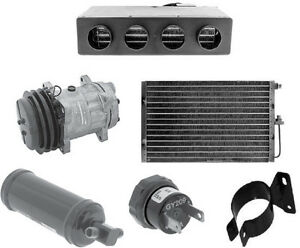 Under Dash Air Con Heater Kit Conceal Type 12v No 5
