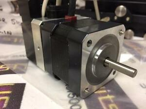 Huber Stepper Motor For 5101 1 Linear Stage