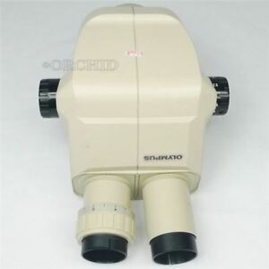 1pc Used Olympus Sz30 Sz3060 Stereo Zoom Microscope 9 40x Good Fucntion Rg