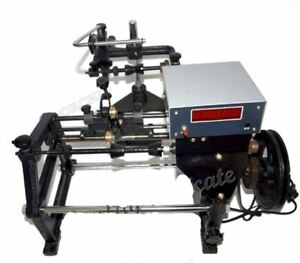 Semi automatic Coil Winding Machine Hand Coil Winder Electronic Counting Cm