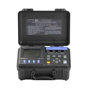 Digital High Voltage Earth Ground Insulation Resistance Meter Tester 250v 5 0 Cb