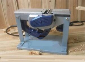220v Small Flat Planning Machine Electric Planer Portable Planer Woodworking Gk