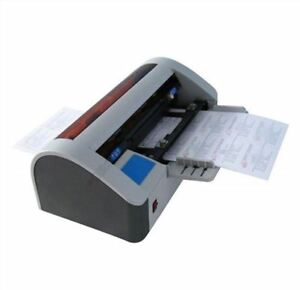 1pc Desktop Semi automatic Business Name Card Cutter New Tools