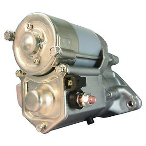 New Starter New Holland Tractor Boomer 1020 1025 1030 2008 2012