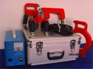 All Mt Magnetic Particle Inspection Detector With A e d o Type Transducer Ul