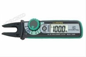 Kyoritsu 2300r True Rms Digital Fork Current Tester Meter Gauge Brand New
