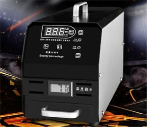 220v Digital Photosensitive Seal Flash Stamp Machine Good Quality New