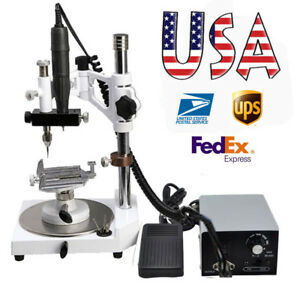 Us Dental Lab Marathon Micromotor 35k Rpm Handpiece Parallel Surveyor Spindle