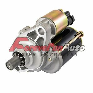 New Starter For Honda 3 0 3 0l Accord 98 99 00 01 02 1998 1999 2000 2001 2002