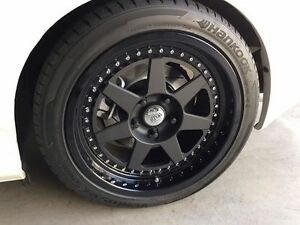 Wise Sports Wade Racing Wheels The Og Mugen M7 17x8 17x9 W Tires Rare Jdm