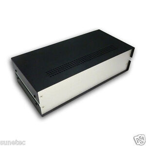 Sv1263 12 Full Aluminum Project Enclosure Instrument Case Electronic Box