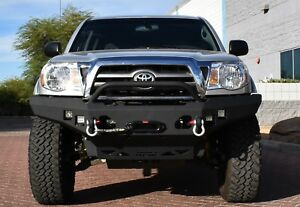 2005 2015 Gen 2 Toyota Tacoma Front Winch Bumper