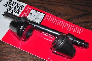 Truck Pneumatic Anchor Pin Leaf Spring Bushing Remover Lisle 28890 Made In Usa