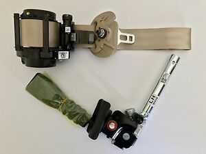 Sonata 2015 16 17 Driver Beige Seat Belt Retractor With Tensioner Oem 2 Parts