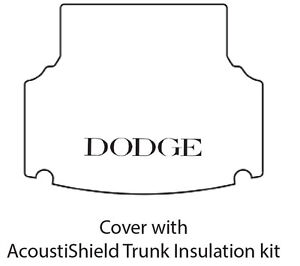 1955 1956 Dodge Stationwagon Trunk Rubber Floor Mat Cover With Me 100 Dodge