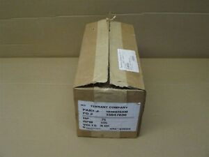 Tennant Permanent Magnet Motor 1038426am New