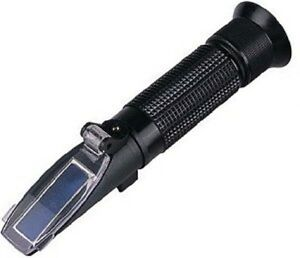 Milwaukee Instruments Honey Refractometer With Case Mr90atc