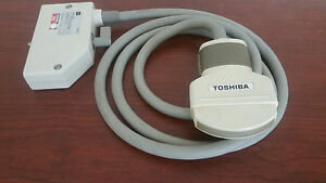 Toshiba Pve 575m Convex 5 0 Mhz Ultrasound Transducer