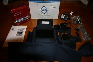 Pelco Spectra Iii Remote Monitor Kit Never Used In Box With All Accessories