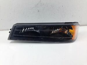 2004 2012 Chevy Colorado Etc Parking Light Turn Signal Oem Lh Driver Used