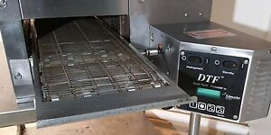 Lincoln 1921 4 Commercial Conveyor Ventless Oven
