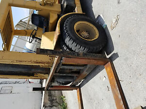 Hyster Forklift 17 000 Capacity