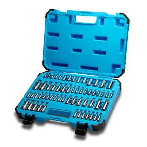 Capri Tools Master Torx Star Socket Set 60 piece