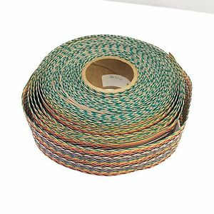 Belden Flat Cable 9h28050 H100 Awm Style 2693 100ft