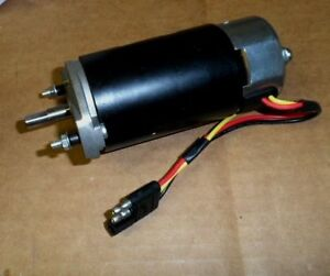 Late 1962 To 1963 Ford Thunderbird New Quarter Window Motor 3 Wire