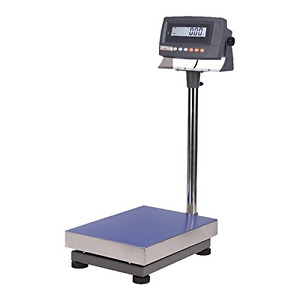 New 400 Lb Digiweigh Industrial Grade Bench Scale Weight Monitor Platform Scale