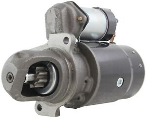 New Usa Built Hyster Starter 3001019 335862 Sysr0032 Sysn0032 91 01 4262 S 100