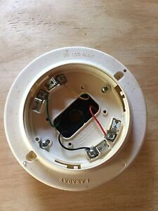 Fire Alarm Faraday 8715 Sounder Base