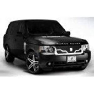 Lexani Complete Grille Kit For 10 11 Range Rover