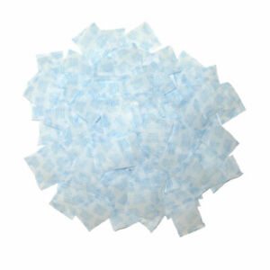 100 Packets 2g Silica Gel Desiccant Food Pharmaceutical Grade Moisture Absorber