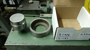 Whitney Punch And Die 2 1406 006 1 Shank Die Od