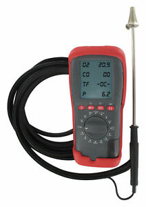 Dwyer 1207a Handheld Flue Gas Combustion Analyzer