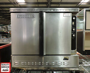 Blodgett Dfg 100 Commercial Full size Standard Depth Gas Convection Oven