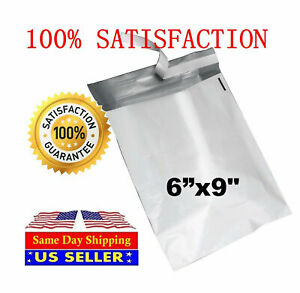 2000 6 x9 Poly Mailers Envelopes Shipping Self Seal Privacy Shield Bags Pm 1