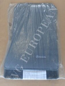 Mercedes benz R129 Sl Class Genuine Carpeted Floor Mat Set Mats New 1990 2002