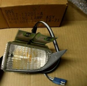 Nos 1970 1971 Ford Thunderbird Left Lower Parking Lamp Assembly D1sz 13201a