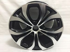 Set Of 4 20 Bmw X5 X6 X5m X6m Staggered M 300 375 Style Wheels Rims New