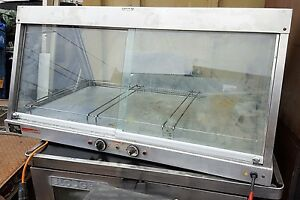 Hot Display Case Warmer Table Top Electric 44