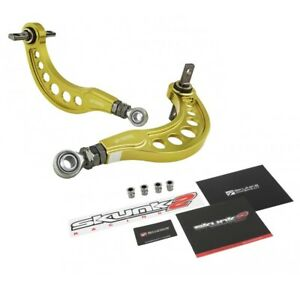 Skunk2 Rear Camber Kit For 12 15 Honda Civic Lx dx ex si 9th Gen Gold